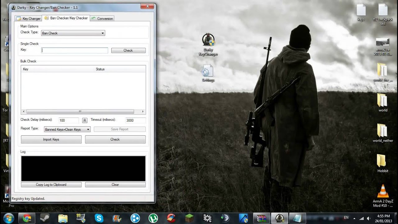 How to change your arma 3 name