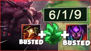Riot refuses to nerf BROKEN Ornn... I'm submitting this to Riot as proof Ornn is 100% unfair!