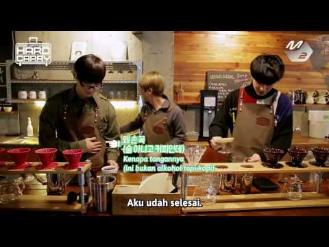 [G7IDSUBS] 161219 GOT7's Hard Carry (Unreleased) Coffee Prince JB & Yugyeom Ep.10 Part 4