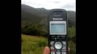 Telefonia celular rural sem fio ate 1km de distanc