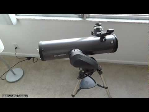 Celestron NextStar 130SLT Telescope Review and Comments