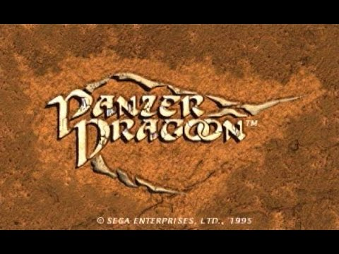 Sega Saturn Longplay [005] Panzer Dragoon