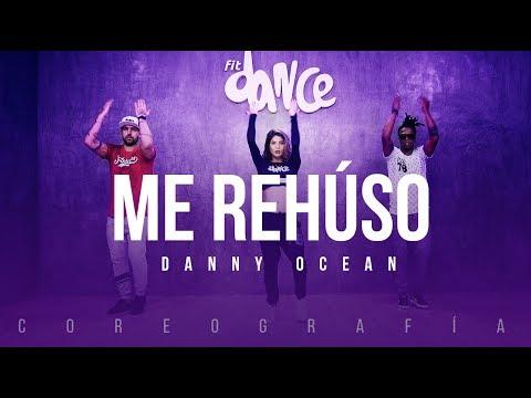 Me Rehúso - Danny Ocean | FitDance Life (Coreografía) Dance Video