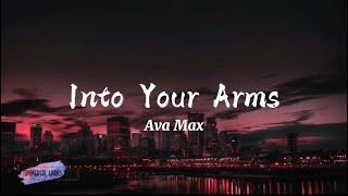 Download lagu Witt Lowry ft Ava Max - Into Your Arms [ No Rap Lyric]