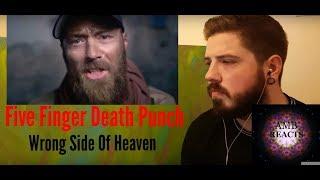 Download Lagu Five Finger Death Punch - Wrong Side Of Heaven (Reaction) Gratis STAFABAND