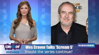Wes Craven Talks 'Scream 5'