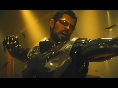 DEUS EX- Mankind Divided -- Almost Official Music Video