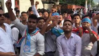 NSUI wins College Election