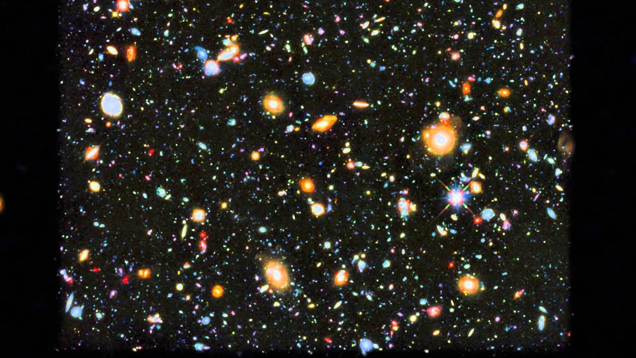 Hubble ultra deep field nasa