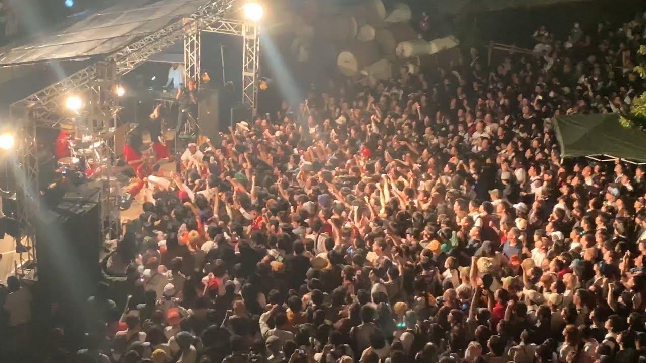 "GEZAN - 「全感覚祭大阪2019」から""Absolutely Imagination""のライブ映像を公開 thm Music info Clip"
