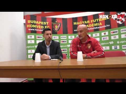 HonvédTV I Urbányi és Rossi értékelése - kattintson a lejátszáshoz!