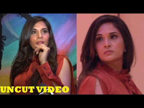 Richa Chadda | Special Number for Cabaret Hindi Movie 2016 | Uncut Interview