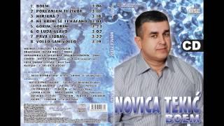 Novica Tekic - Gorim, gorim (Audio 2011)