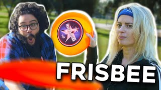 The Frisbee Lesson ft. Elyse Willems