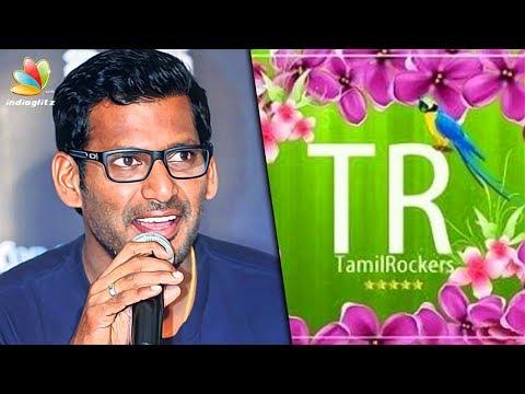 Upload movies on TamilRockers on 31st day! : Chennai 2 Singapore Director Speech