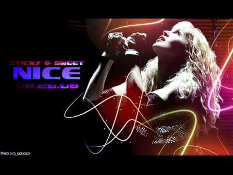Madonna Frozen Version Tour Sticky & Sweet Tour