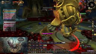 World of Warcraft Battle of Azeroth 8.0 奧廸爾M1 補騎