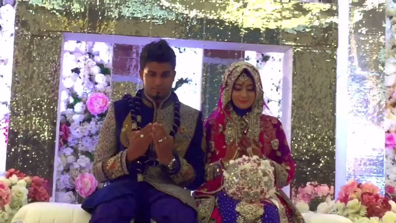 Rizwan sabar wedding