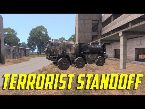 ARMA 3 Project Life - Terrorist Standoff