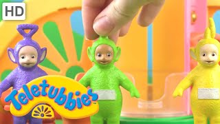 Teletubbies: Teletubbies And The Playful Wind   Toy Play Video   Play games with Teletubbies