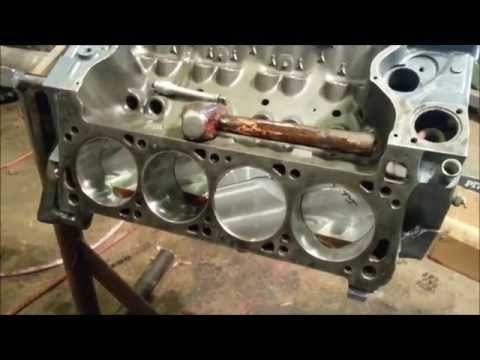 400 ford engine build and test