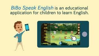 Learn Reading, Speaking English for Kids - BiBo
