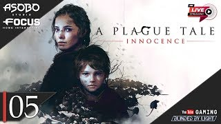 A Plague Tale: Innocence | Live Stream 05 (PC)