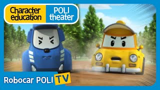 Character education | Poli theater | It's great to make Yield!