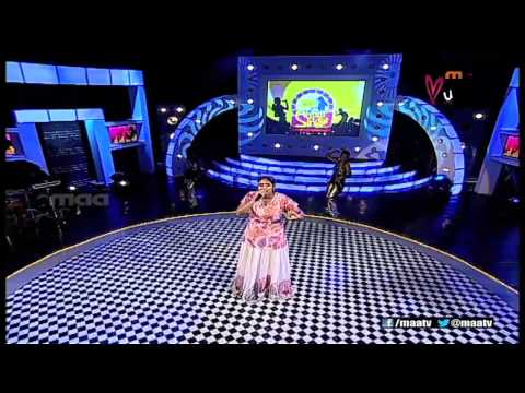 Super Singer 1 Episode 2 : Anusha Gayatri Performance ( Mukunda...