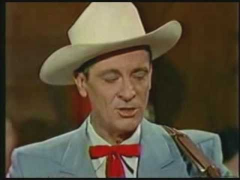 Ernest Tubb - I Love You Because Music Videos