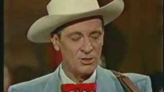 Watch Ernest Tubb I Love You Because video