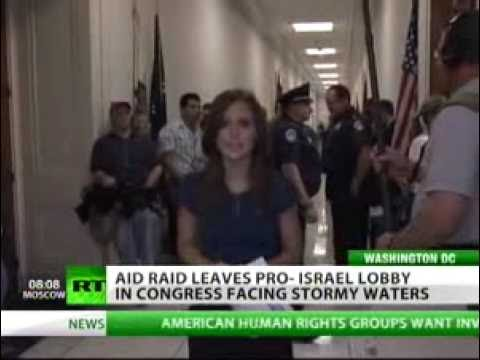 US activists direct anger over Gaza at US Congress