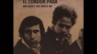 Watch Simon  Garfunkel El Condor Pasa video