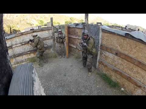 Close Quarters Combat Training For Combat Camera Image 1