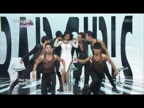 【1080P】Lee Hyori - Miss Korea& Bad Girls @Comeback Stage (24 May,2013)