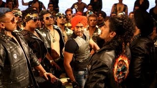 Son Of Sardar - The Making of Son Of Sardaar Title Song | Ajay Devgn, Sanjay Dutt