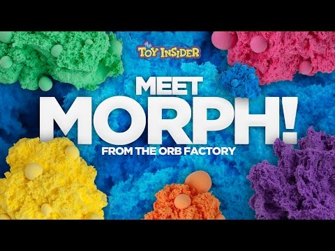 #HowDoYouMorphIt | A Toy Insider Play by Play