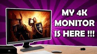 Benq EL2870U Review [HINDI] 4K UHD Gaming Monitor
