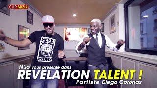 Diego Coronas dans Révélation Talent animée par N'zo