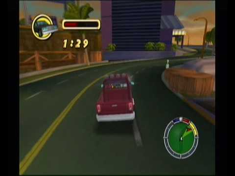 The Simpsons Hit and Run Walkthrough pt10
