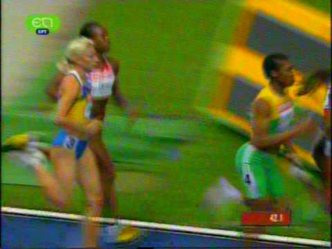 800m Women Final - World Championship Berlin 2009