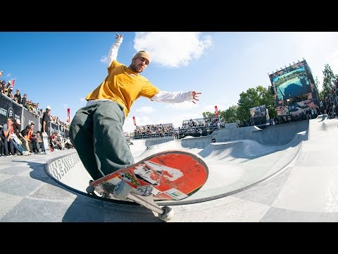 Highlights | Men's Pro Tour Semifinals & Final - Malmö, Sweden | Vans Park Series