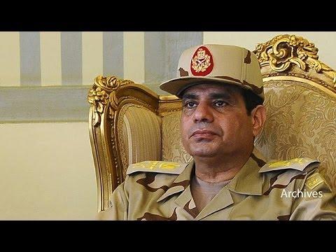 Фельдмаршал Ас-Сиси - шоколадный президент Египта