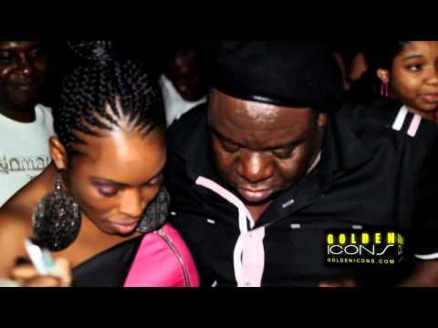 Mr Ibu Dancing With Fans In Houston, Texas video