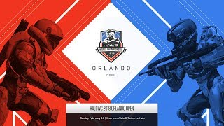 HaloWC 2018 Orlando Open - Grand finals