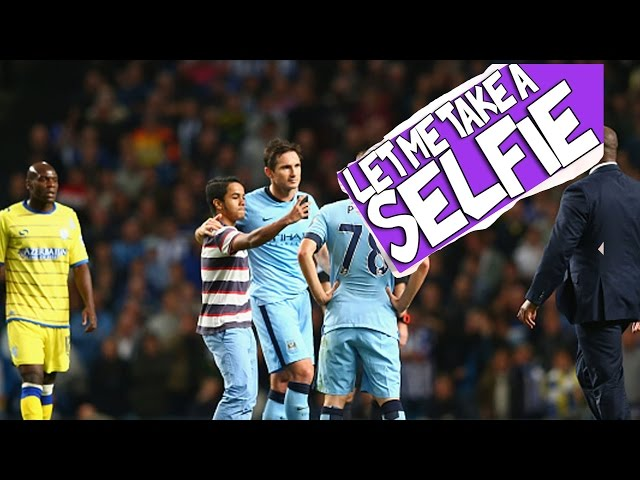 MAN CITY Cruise to 7-0 Win [Fan Takes Lampard Selfie]