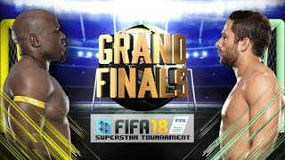 NOAM DAR vs. APOLLO CREWS - FIFA 18 Superstar Tournament Finals - Gamer Gauntlet