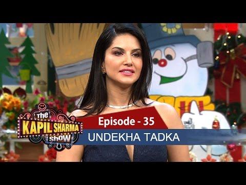 Undekha Tadka   Ep 35   Sunny Leone - The Kapil Sharma Show   Sony LIV   HD thumbnail