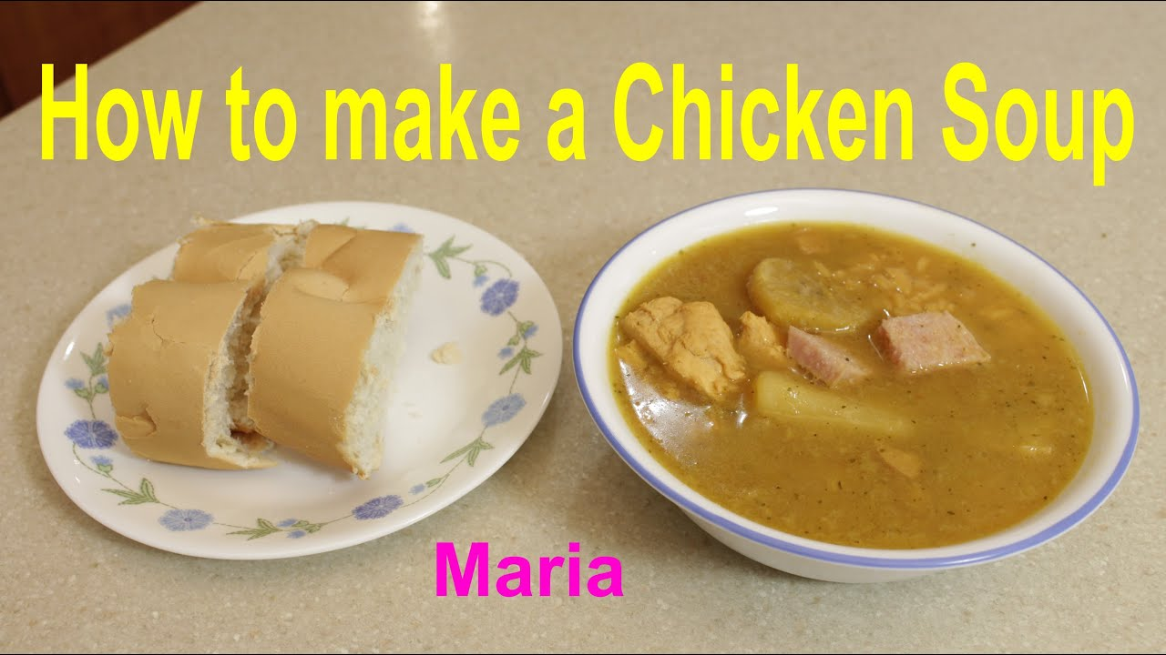 how to make a delicious chicken soup essay The decision's easy, we think: make this recipe the best part  first, the secret to  a great chicken soup recipe is simple: use homemade stock.