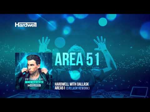 Hardwell & DallasK - Area51 (DallasK Rework) (Preview)